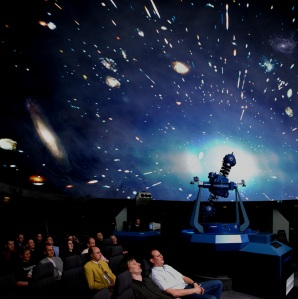 Planetarium Touch Into The Sky Intelligent Heritage